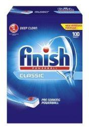 Finish Powerball Classic mosogató tabletta 100 db-os