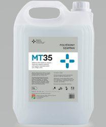 MT35 folyékony szappan 5000ml