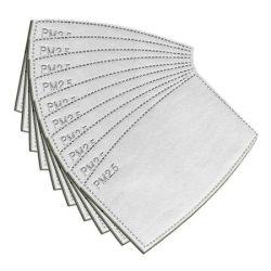 PM2,5 filter zsebes textilmaszkhoz